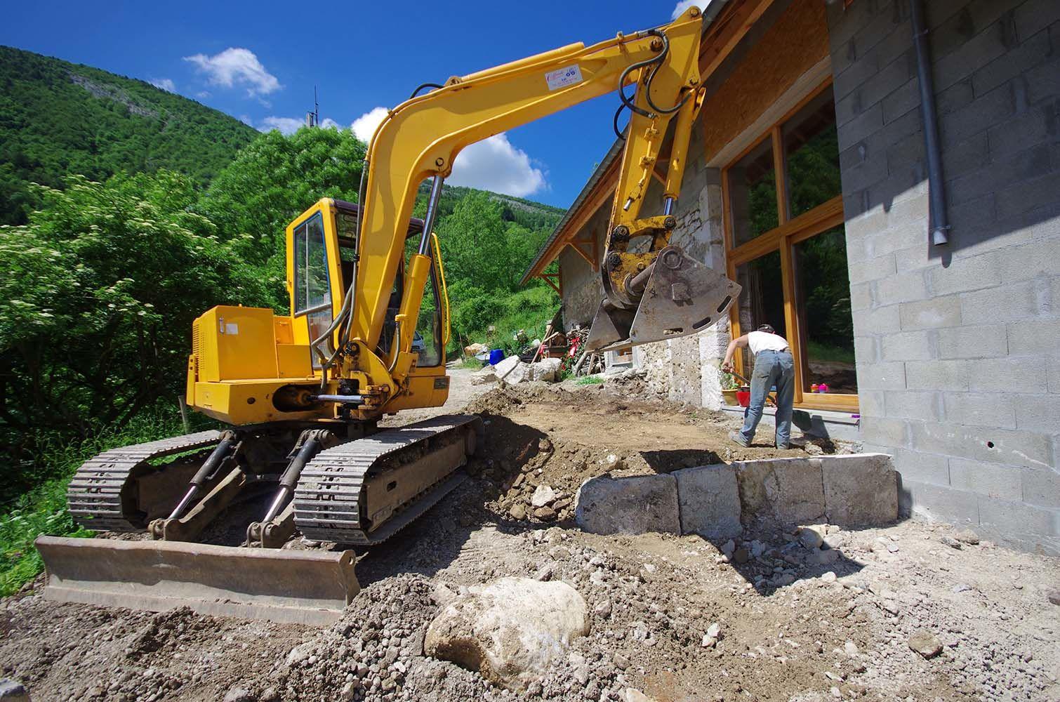 Travaux de terrassement : pourquoi miser sur des ingénieurs en travaux de VRD?