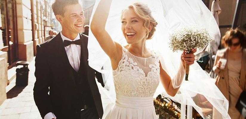 Qui a inventé la robe de mariée?