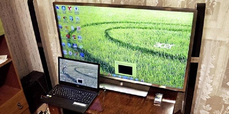 Comment connecter son ordinateur à sa Smart TV ?