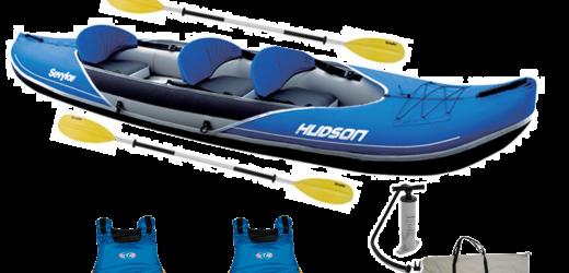 Kayak gonflable : quel modèle choisir ?