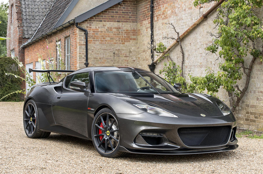 Lotus Évora GT430 : le meilleur du « light is right »