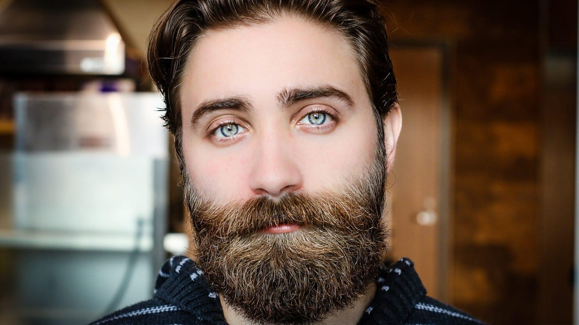 Les secrets d'une belle barbe