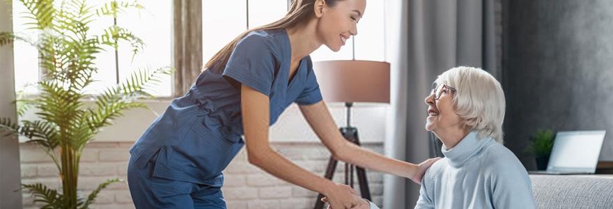Comment trouver un service d'aide à domicile?