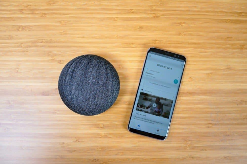 Google Home mini – Test et avis