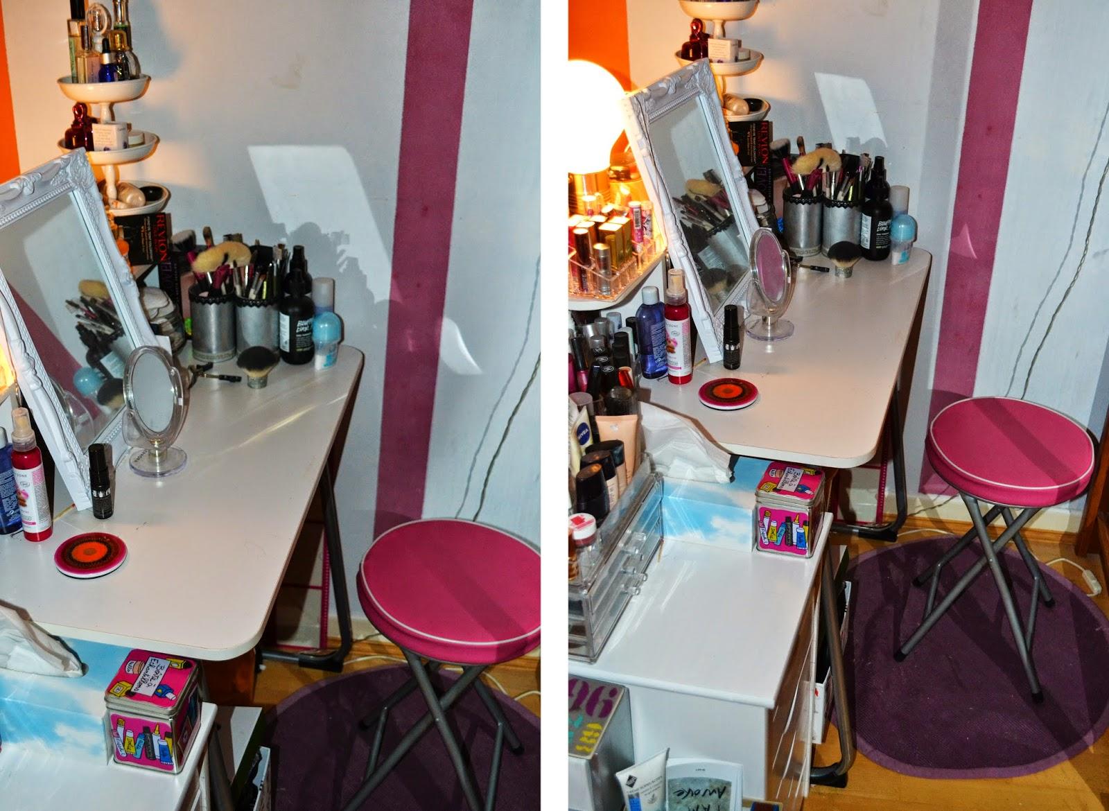 La coiffeuse, le meuble indispensable pour une chambre