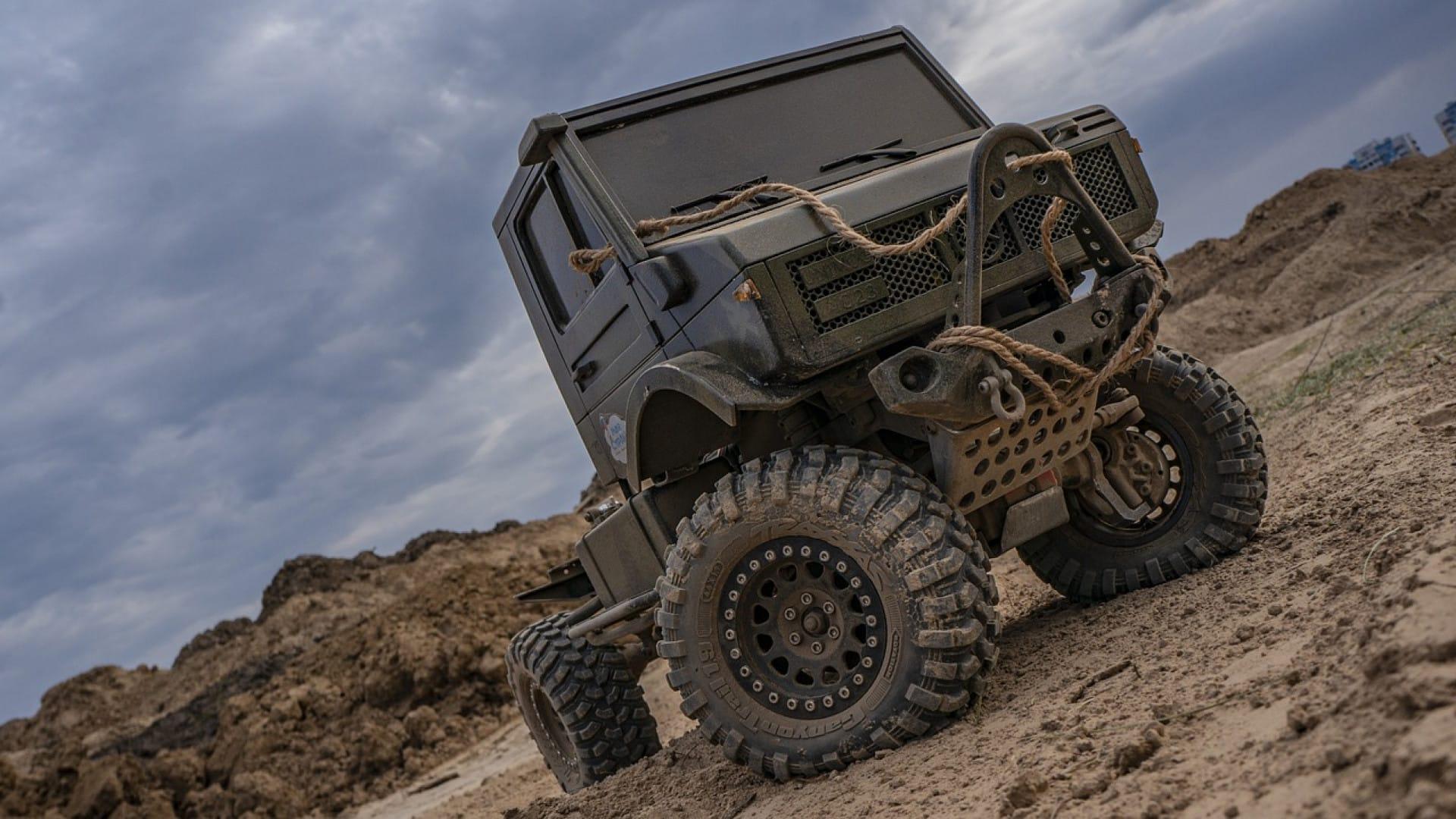 L'Unimog, un véhicule extraordinaire et polyvalent !