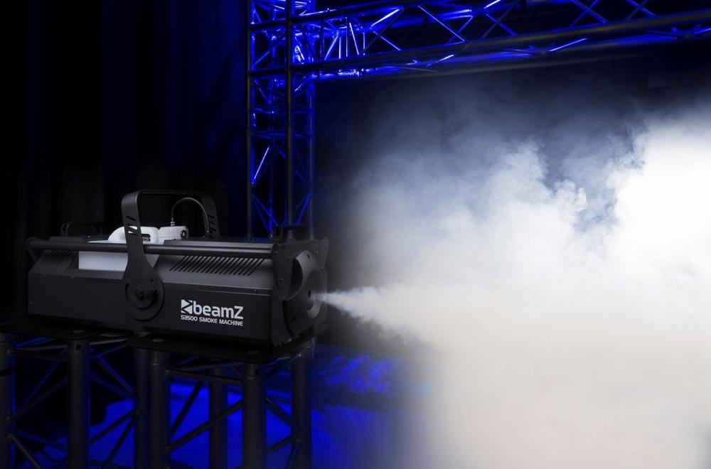 Comment choisir une machine à fumée?