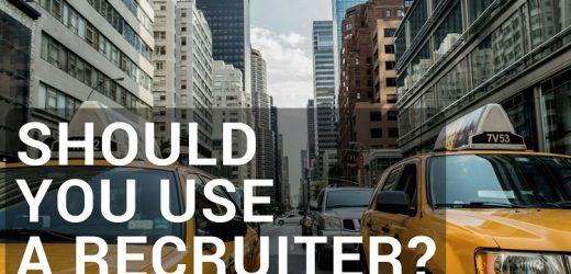 Pourquoi passer par une entreprise de recrutement?