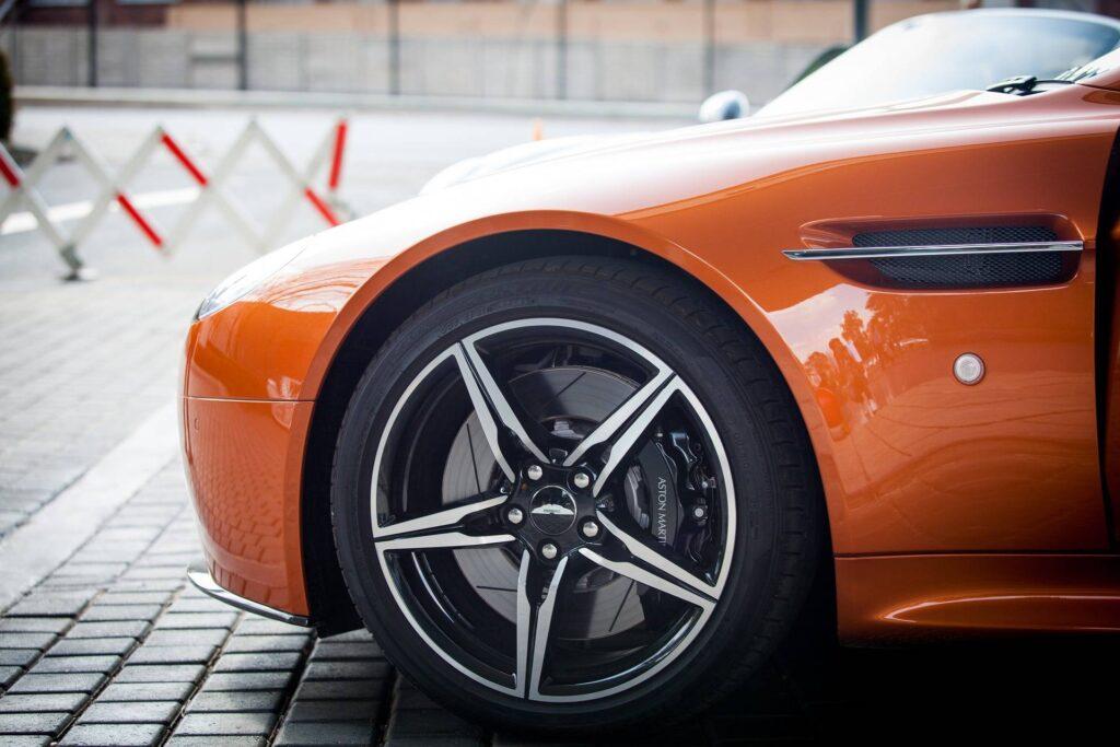 vérifier les pneus