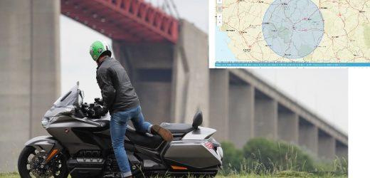 Sortie moto entre mecs : où partir ?
