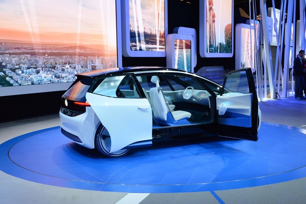 Volkswagen : la première électrique ID bien moins chère que la Tesla model 3